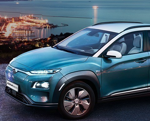 Hyundai Hyundai Kona Electric
