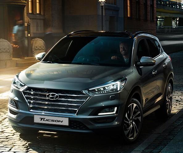 New Tucson 2018 >> Tucson 2019 | Hyundai Motor Czech s. r. o.