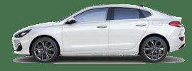 Hyundai Nová i30 fastback