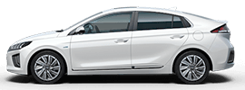 Hyundai Nový IONIQ Electric