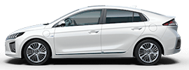 Hyundai IONIQ Plug-in Hybrid