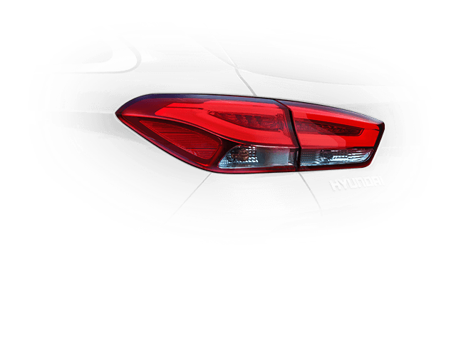 LED rear<br/>combination lamps